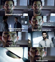 Teen wolf. 4x05... I'm scared Derek will loose his powers!