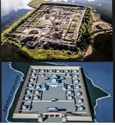 JOJO POST STAR GATES:  AN ANCIENT ARCHAEOLOGICAL SITE IN A SMALL ISLAND IN THE CENTER OF A REMOTE LAKE IN THE MOUNTAINS OF SOUTHERN SIBERIA. At first glance, it appears to be an ancient fortress, its perimeter of high walls. Thousands years old structure may have been a astronomical observatory. According to the Siberian Times, more than a century after its rediscovery, experts are no closer to understanding the secrets of these enigmatic ruins. This fortress-like structure continues to…