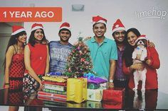 Merry  Christmas everyone!! #throwback #christmas2015 #merrychristmas #family #christmasspecial #favoritepeople #friends #1yearago #timehop