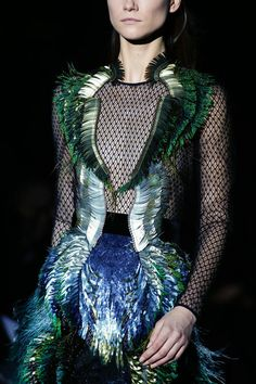 Gucci Fall 2013 Ready-to-Wear Collection Slideshow on Style.com