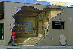 mural illusion