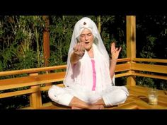 """Previous pinner: """"MEDITATION TO SEE THE UNSEEEN   Led by our dear Gurmukh.  This is a great 3rd Eye Meditation to experience.  You can find it in the book """"Self Experience"""" on page 42. #gurmukh #kundaliniyoga #kundaliniyogavideos www.goldenbridge.com"""""""