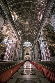 """""""Saint Peter's Basilica in Vatican City"""