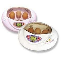 R-Com Mini Incubator with standard chicken egg tray and small egg tray Chicken Incubator, Egg Incubator, Chicken Eggs, All Things Cute, Turning, Serving Bowls, Tray, Tableware, Mini