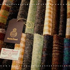 Harris #Tweed