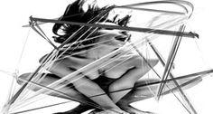 Digital Art - Frenzy by Rafael Salazar