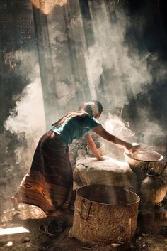 cooking light Photo by Bas Uterwijk -- National Geographic Your Shot