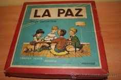 JUEGO DE LA PAZ Madrid, Nostalgia, Vintage Board Games, Childhood Memories, The Little Prince, Finals, Peace, Toys, Hipster Stuff