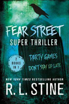 Fear Street Super Thriller - R.L. Stine