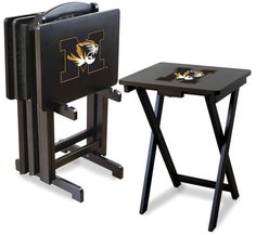 Use this Exclusive coupon code: PINFIVE to receive an additional 5% off the University of Missouri Tigers TV Trays at SportsFansPlus.com