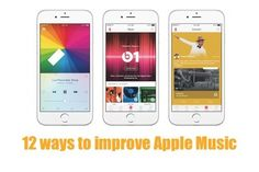 Apple Music -- a dozen ways to make it better