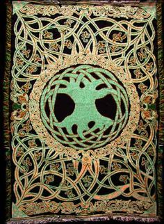Celtic Tree of Life  I am your Spirit. I am the giver. I am your Tree In your journey of life. Seek my abundance For fruit, shaade and garment And I sail through with faith. O cosmic traveler Reach for me. I will always be there. As I am the Elixir of life.   ~ Niranjani <3