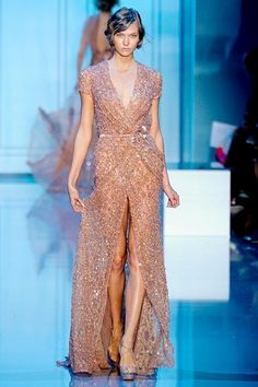 Elie Saab Fall 2011 Couture by ruth