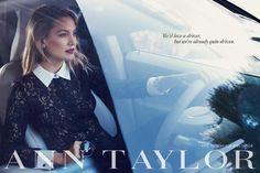 Kate Hudson - Ann Taylor F/W 13