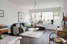Un appartement complètement rénové
