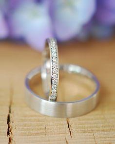 Snubní prsteny POLOMIO Zuzi / Kora Wedding Stuff, Wedding Rings, Wedding Ideas, Engagement Rings, Jewelry, Instagram, Diamond, Wedding, Enagement Rings