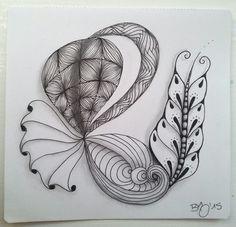 Tangelei / meditatives Zeichnen / ZIA