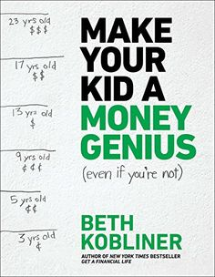 Make Your Kid A Money Genius (Even If You're Not) by Beth Koblinger #MoneyGenius #ad ⋆ The Stuff of Success