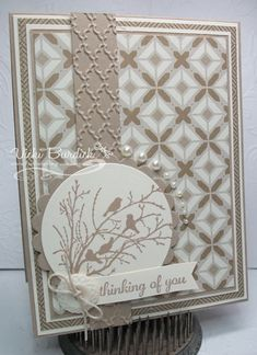 Thinking of You by justcrazy - Cards and Paper Crafts at Splitcoaststampers