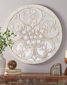 Wall Accessory Classic Key Wall Decor, Plate Wall Decor, Dining Room Wall Decor, Wooden Wall Decor, Wooden Walls, Plates On Wall, Bedroom Decor, Wall Accessories, Traditional Design