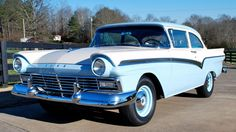 1957 Ford Fairlane 300 427/595 HP, 4-Wheel Disc Brakes presented as lot F300 at Kissimmee, FL 2016 - image1