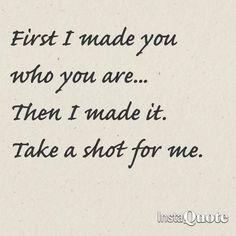 Shot For Me, Take A Shot, Lyric Quotes, Im In Love, Song Lyrics, Drake, Are You Happy, Take That, Songs