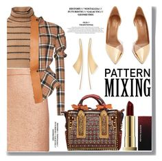 """""""Mix"""" by drigomes ❤ liked on Polyvore featuring Brunello Cucinelli, Carven, Loewe, Dsquared2, Lana and Aquazzura"""