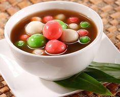Food N, Food And Drink, Beverages, Drinks, Recipe Details, Indonesian Food, Sweet Desserts, Street Food, Fruit Salad