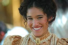 "Q'orianka Kilcher in ""Princess Kaiulani"", one of my favorite stories of the little-known, heroic Princess of Hawai'i"