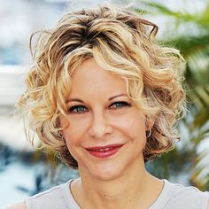 Meg Ryan - Transformation - Hair - Celebrity Before and After.