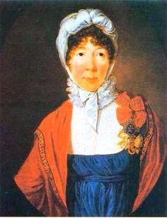 Елизаве́та Алекса́ндровна Пальменба́х (урождённая баронесса Черка́сова
