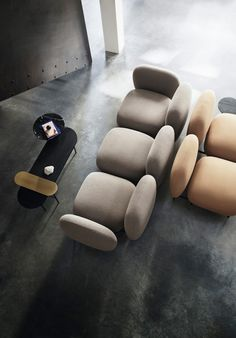 Marvelous Modular Sofa by Nendo and Nichetto