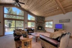4 br  Truckee Home Vacation Rental
