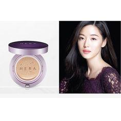 Hera UV Mist Cushion Ultra Moisture(15+15), Jun Ji-hyun, Legend of the Blue Sea  #Hera