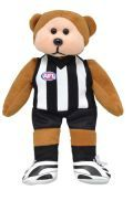 Collingwood Magpies Beanie Kids Bear - Player