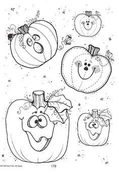 Halloween Rocks, Halloween Doodle, Halloween Drawings, Halloween Projects, Holidays Halloween, Fall Coloring Pages, Halloween Coloring Pages, Coloring Books, Coloring Sheets