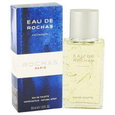 9f94ac6f0f301 Eau De Rochas By Rochas Eau De Toilette Spray 1.7 Oz Parfum Moins Cher