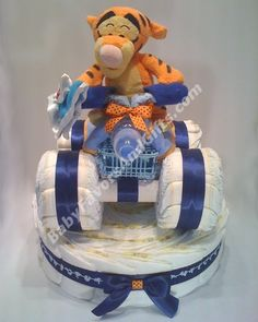 Diaper cake pictures, Baby cakes photos, centerpieces images, Baby shower gift ideas picasaweb.google....