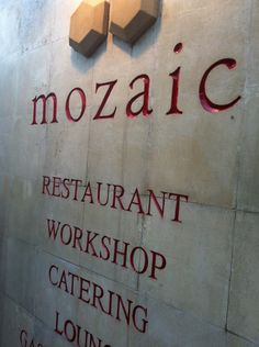 Mozaic Fine Dining Restaurant and Lounge in Ubud, Bali
