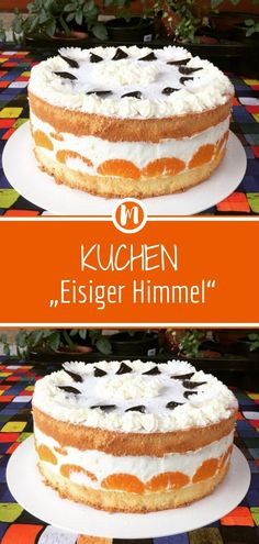 "Cake ""icy sky""- Kuchen ""Eisiger Himmel"" Ingredients For the dough: 8 pieces of egg white 8 tablespoons 8 tablespoons flour … - Easy Smoothie Recipes, Easy Smoothies, Snack Recipes, Snacks, Homemade Frappuccino, Frappuccino Recipe, German Baking, Coconut Milk Smoothie, Pumpkin Spice Cupcakes"