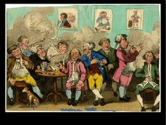 A Tavern Scene, c1785.