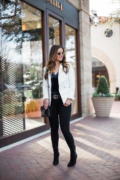 Street Style Squad | Dallas Fashion Blogger | 'STREET EDIT' FEATURING VERONICA BEARD JACKETS | https://www.streetstylesquad.com