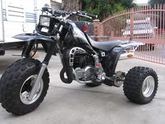 How nice is this? I think 1983 or 1984 250R.  Photo Courtesy of Vintage Factory ATC Racer