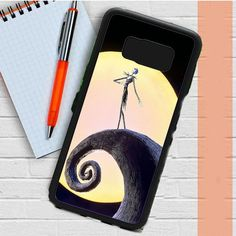 The Nightmare Before Christmas Disney #30 Samsung Galaxy S8 Plus Case Casefreed