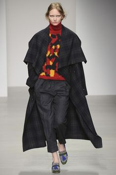 Eudon Choi Autumn/Winter 2014-15 Ready-To-Wear