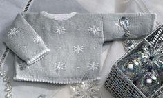 Revista especial Peques 5 Otoño / Invierno | 62: Bebé Jersey | Gris claro…