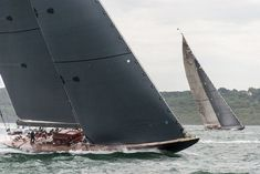 Famous America's Cup Yachts and Sailboat Models | Nautical Handcrafted Decor Blog