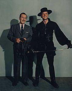 Zorro - WED & Guy Williams