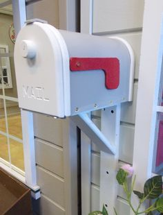 Accent your children's wooden playhouse with our playhouse accessories! Kid's will love the addition to this mailbox on their Lilliput playhouse!