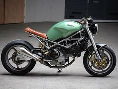 Ducati Monster Custom IWC50